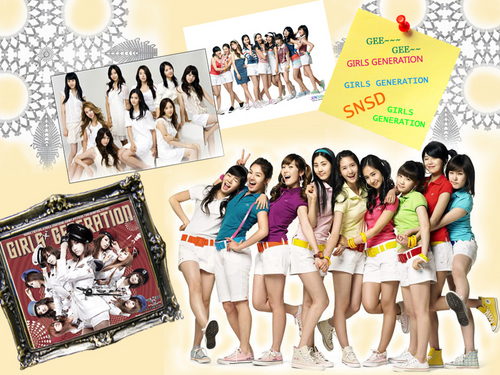 Sweet snsd - girls-generation-snsd Wallpaper