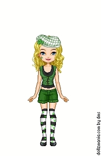 TDI St. Patricks ngày girls Dollz