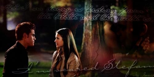 Vampire Diaries – Fernsehserie Hintergrund entitled TVD