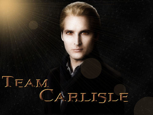 Team Carlisle - carlisle-cullen Wallpaper