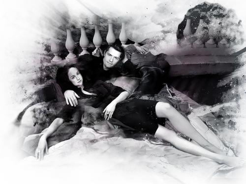 Tessa and Castiel