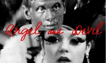 The ángel & The Devil