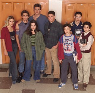Freaks and Geeks wallpaper called The Cast