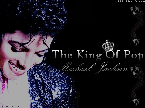 The King of Pop!!