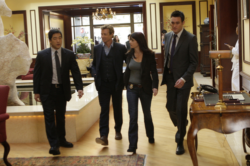 The Mentalist - Episode 2.15 - Red Herring - Promotional foto