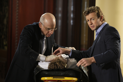 The Mentalist - Episode 2.15 - Red Herring - Promotional 写真