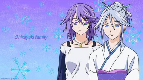 The Shirayuki family