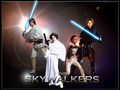 The Skywalkers - the-skywalker-family fan art