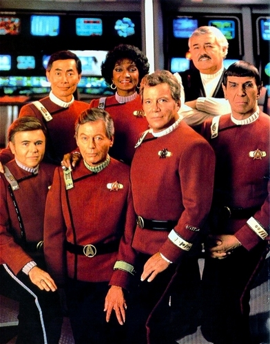 The Undiscovered Country Rarities!!