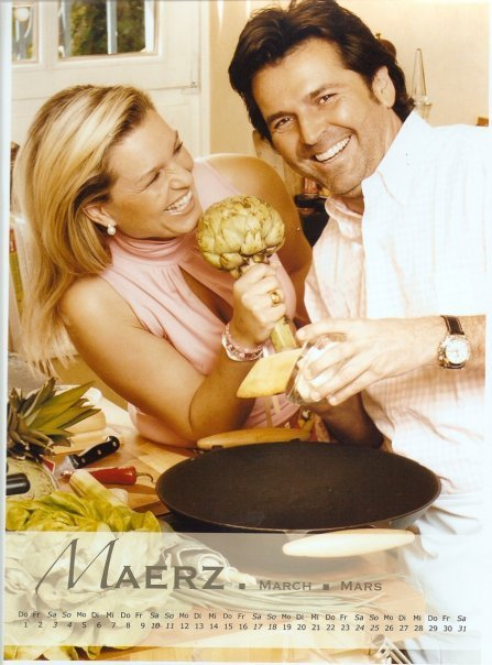 Thomas Anders Thomas Anders Family