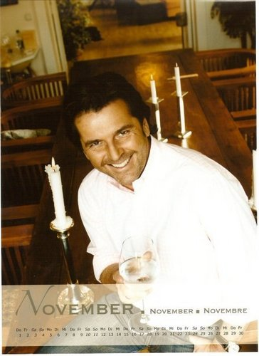 Thomas Anders & Family (calendar scans)
