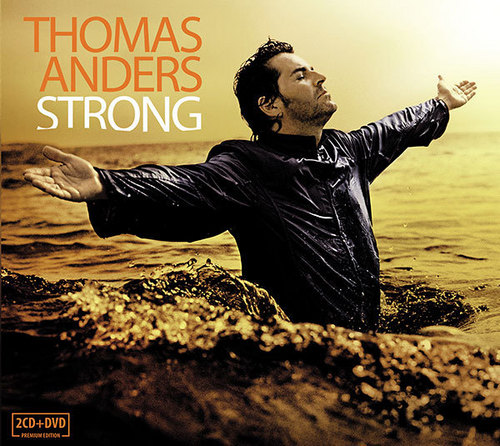 Thomas Anders ~ Strong ~ album