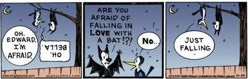 Twilight comic strip