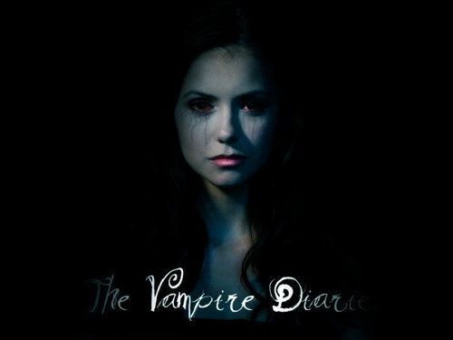 Vampire Elena <3
