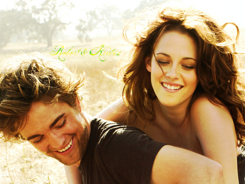 Edward and Bella wallpaper titled Vanity Fair Photoshoot