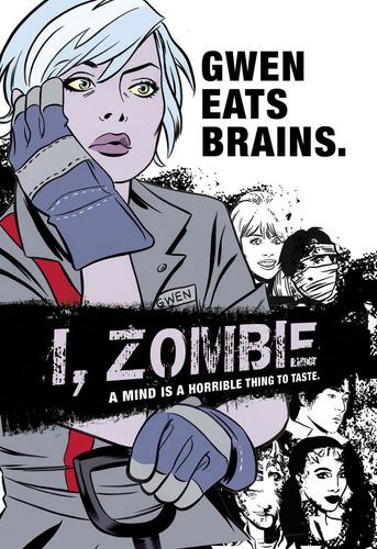 Vertigo Comics   I, Zombie Promo
