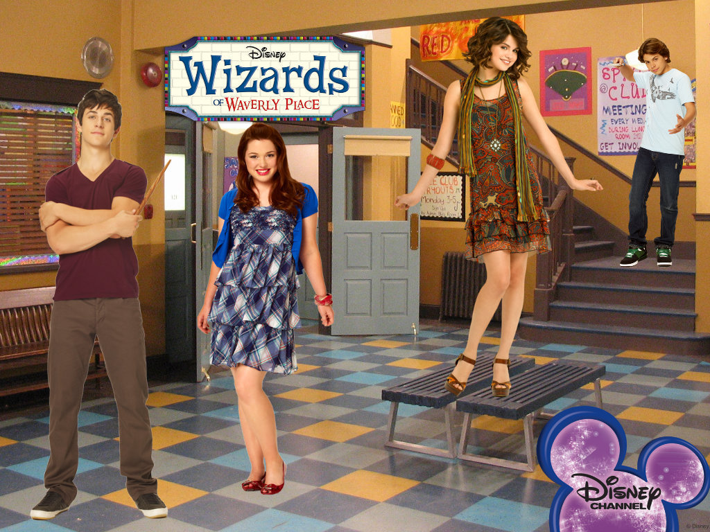 Wizards of waverly place selena gomez wallpaper for The waverly