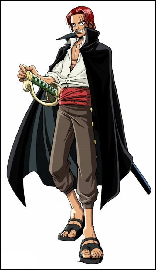 One Piece images Yonkou Shanks HD wallpaper and background photos