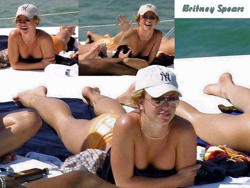 beach blanket britney