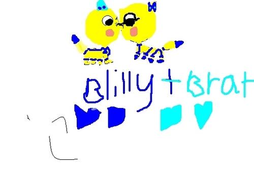 biilly + brat