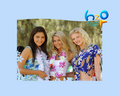 cleo - rikki - &amp; bella - h2o-just-add-water wallpaper