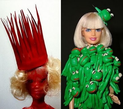 gaga-barbies