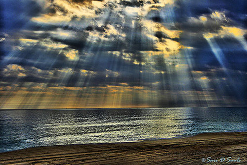 God-The creator fondo de pantalla entitled god sun rays