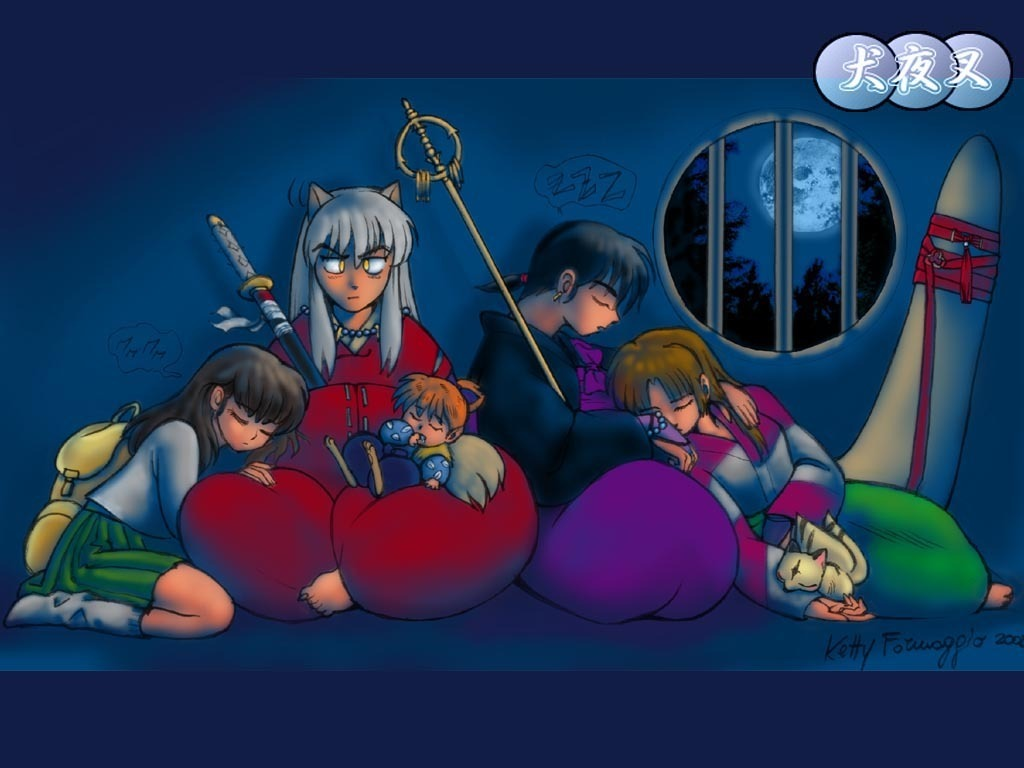Picture BaseCamp Cute Inuyasha