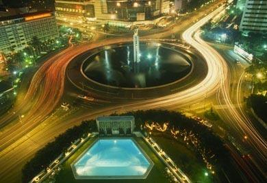 jakarta,the capital city of indonesia