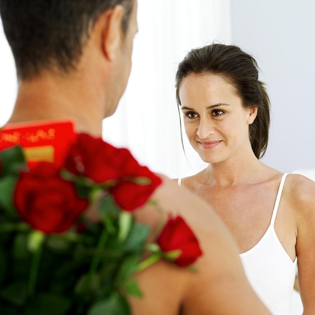 Как сделать женщине приятно чтобы 713