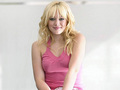 pretty in pink - hilary-duff photo