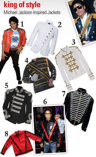 style jackets