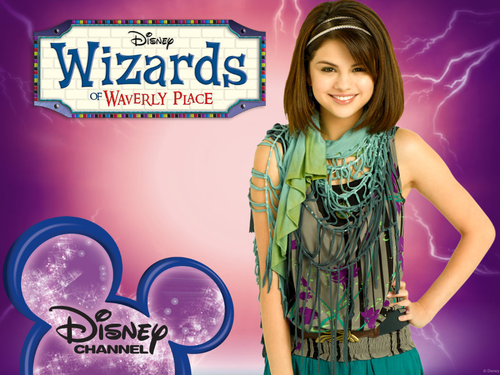 Wizards Of Waverly Place Selena Gomez Wallpaper