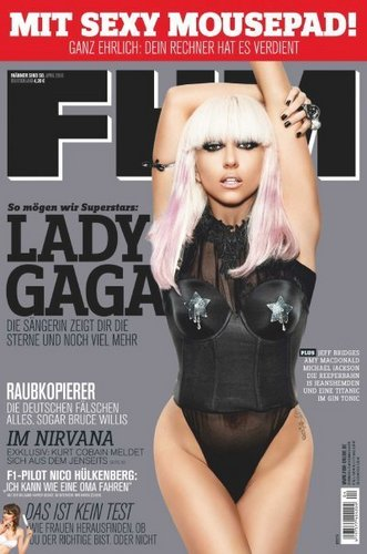 German FHM magazine