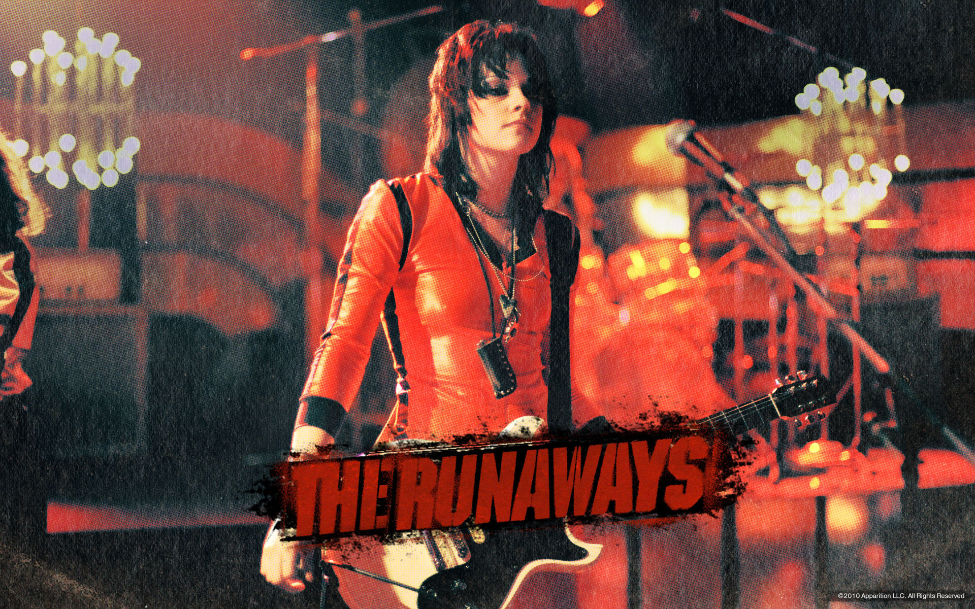2010: The Runaways Official Wallpapers - Kristen Stewart ...