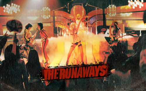 2010: The Runaways Official 壁纸
