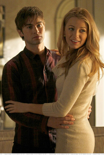 Nate Archibald wallpaper called 3x13 stills