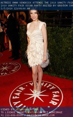 82nd Academy Awards - Vanity Fair After Party