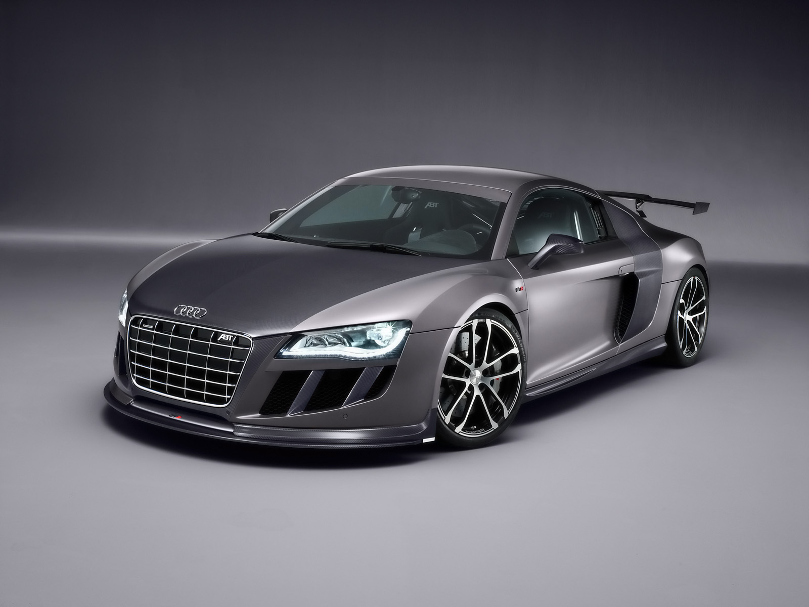 Awesome Audi Fastest Car Wallpaper 1 ABT AUDI R8 GTR   Audi Wallpaper