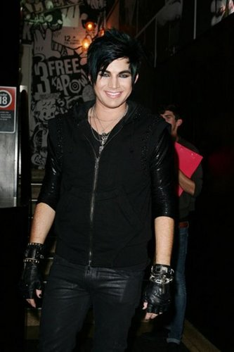 Adam in the UK!!