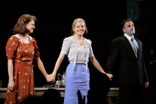 After Miss Julie take a bow