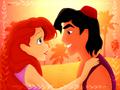 Aladdin/Ariel