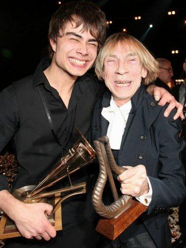 Alexander and Jan Teigen