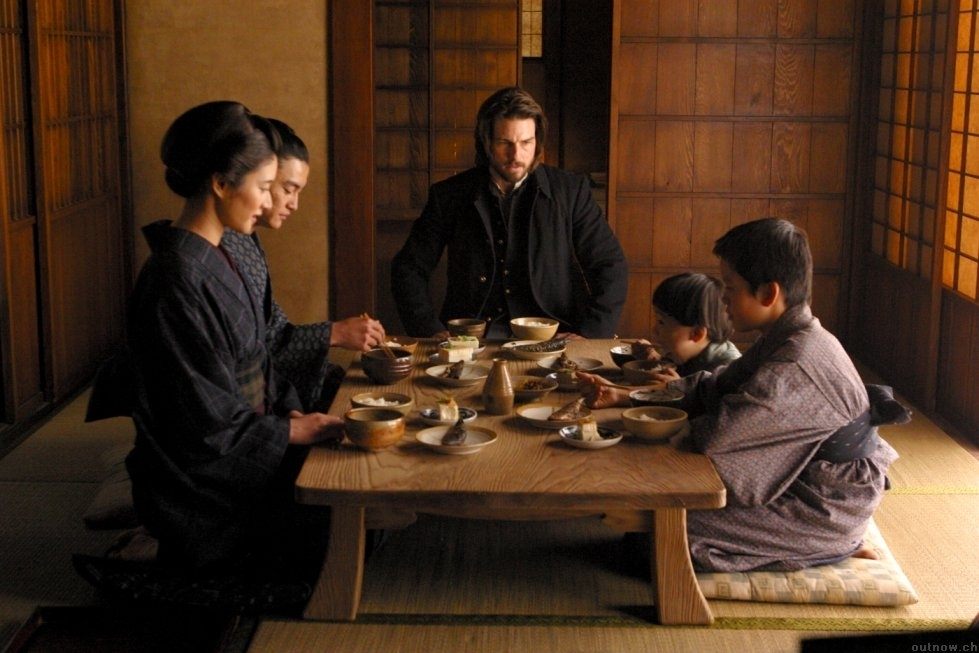 the last samurai The last samurai is fragmented and if only because we are too lazy to be the one out of the hundred who refuses to spare herself the trouble of rational thought.