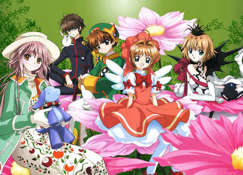 All character in anime From Clamp!