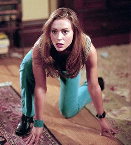 Alyssa Milano wallpaper called Alyssa Milano as Phoebe Halliwell on Charmed;)<3♥