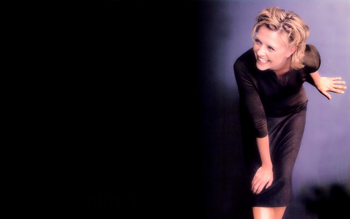 Samantha Carter 바탕화면 entitled Amanda Tapping Wallpaers