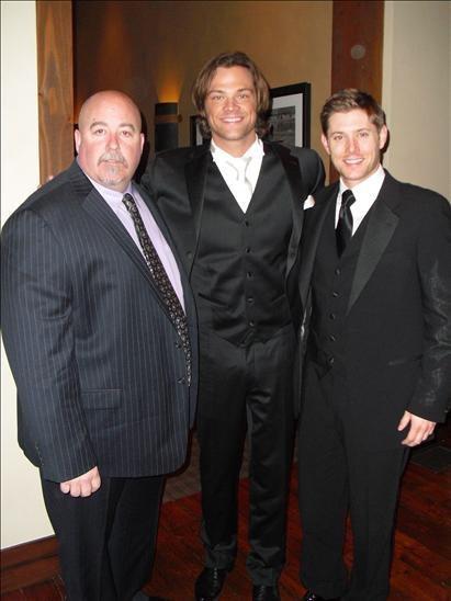 At Jared's wedding