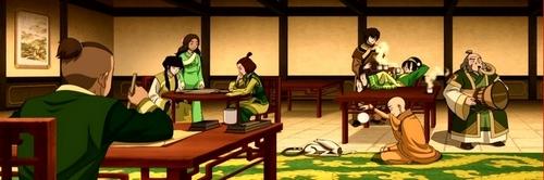 Avatar ending scene