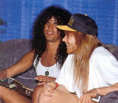 Axl Rose & Slash